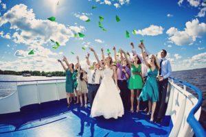 Свадьба на Дельфин